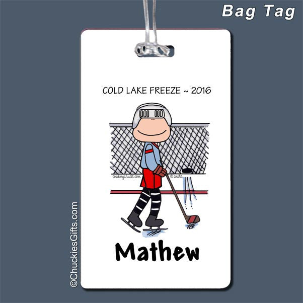 Hockey Bag Tag | Value Collection