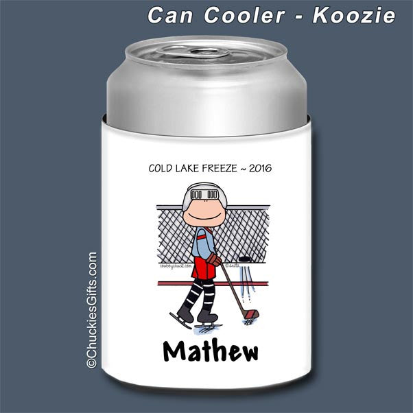 Hockey Can Cooler   | Value Collection