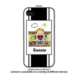 Gardening Phone Case Male - Personalized