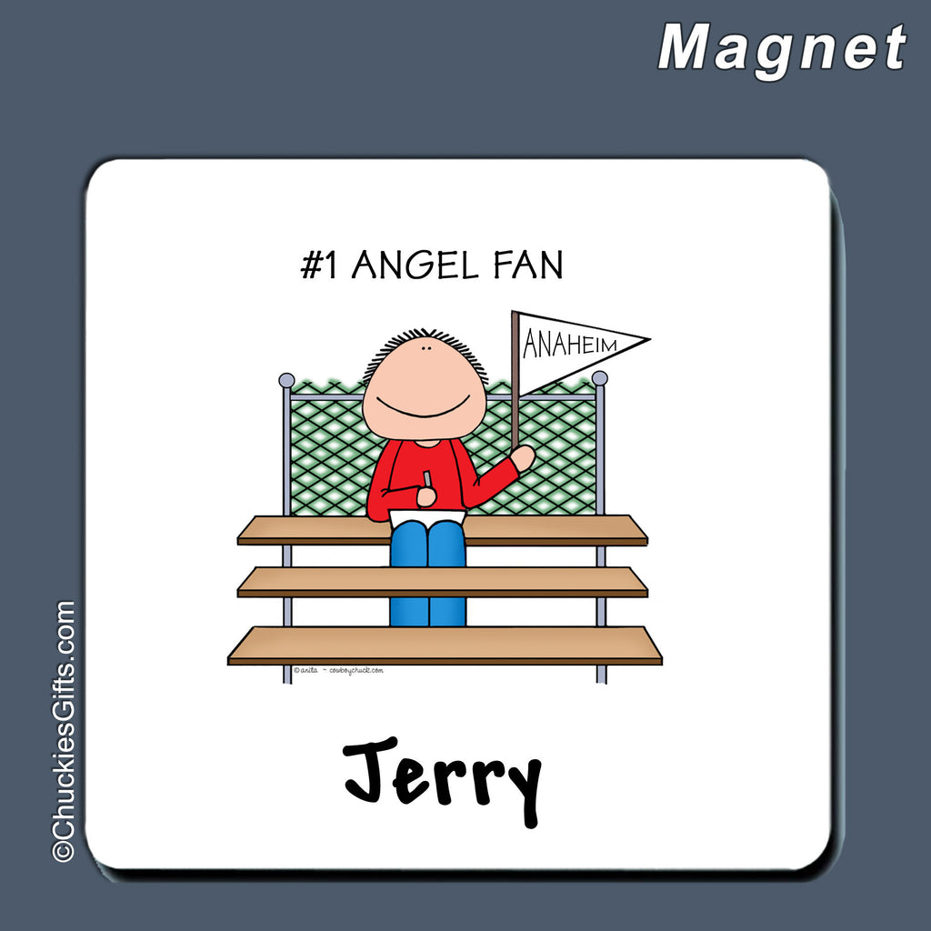 #1 Fan Magnet | Value Collection