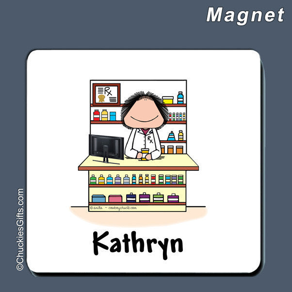 Pharmacist Magnet | Value Collection