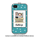 Pharmacist Phone Case Female - Personalized