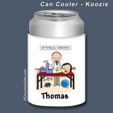 Physical Therapist Can Cooler Male Personalized