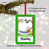 Retirement Ornament Male - Personalized
