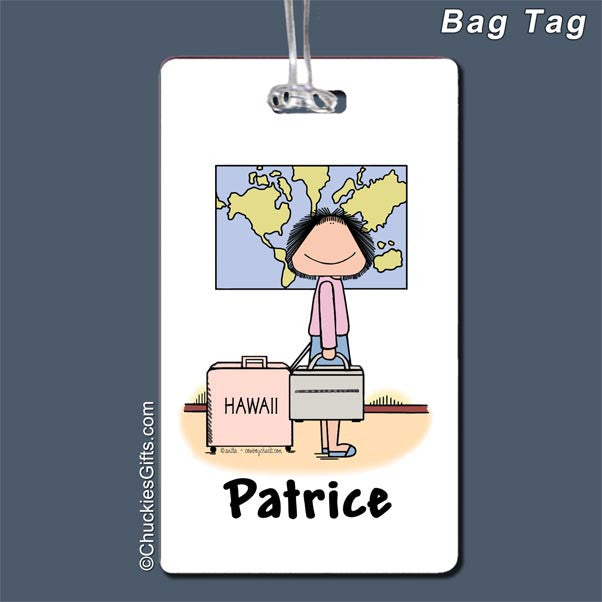 Traveler Bag Tag | Value Collection
