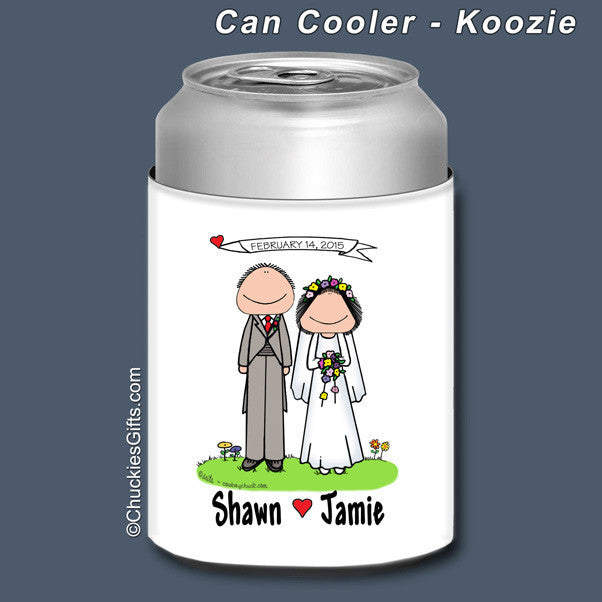 Wedding Can Cooler | Value Collection