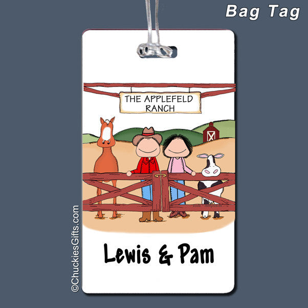 Rancher Bag Tag  | Value Collection