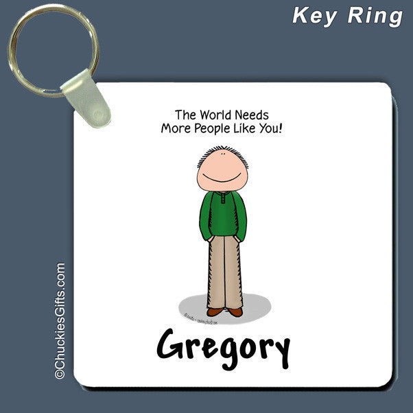 The World Needs Key Ring  | Value Collection