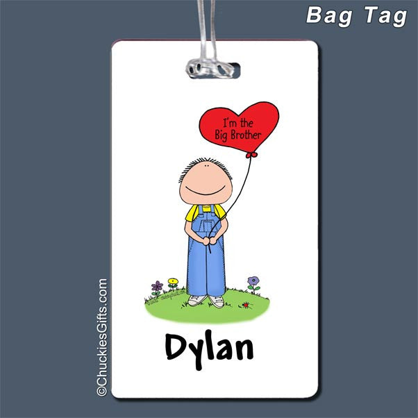 Big Brother / Big Sister Bag Tag   | Value Collection