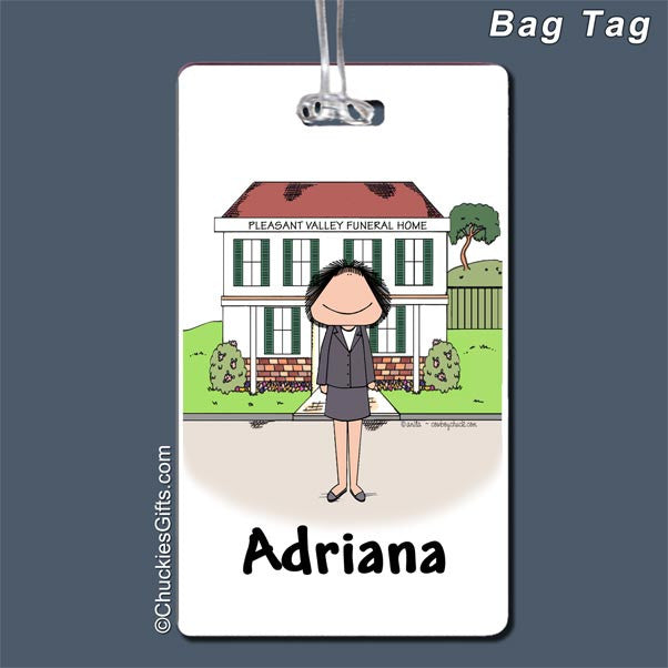 Funeral Director Bag Tag | Value Collection