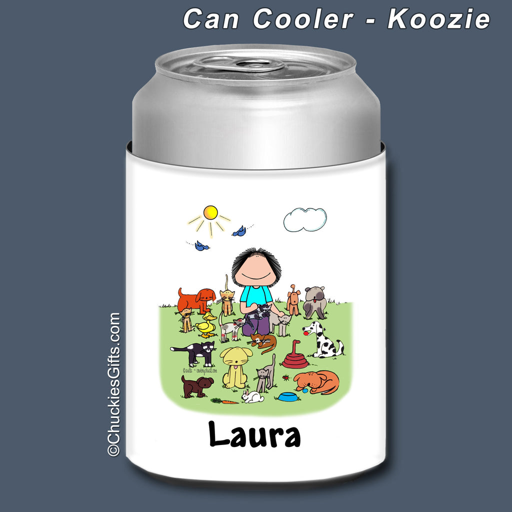 Animal Lover Can Cooler | Value Collection