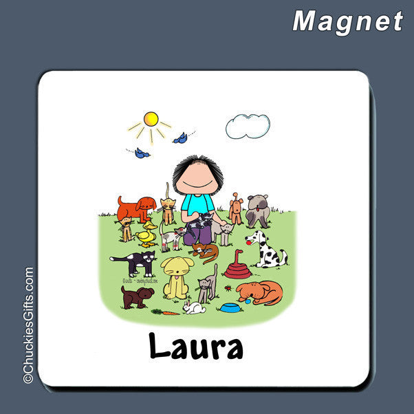 Animal Lover Magnet | Value Collection