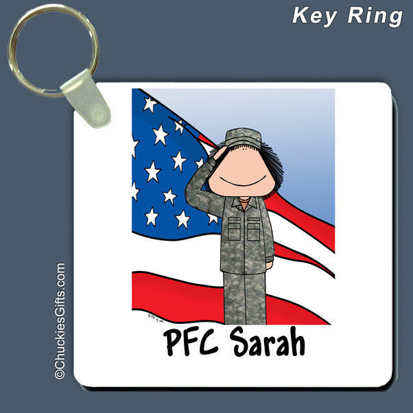 Military Key Ring | Value Collection