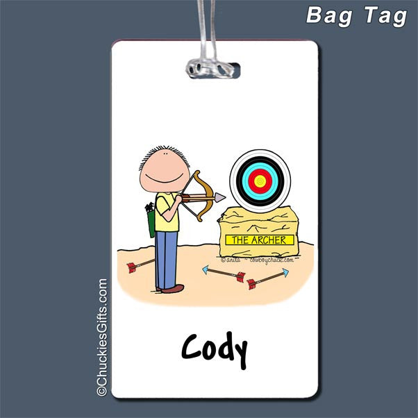 Archer Bag Tag | Value Collection