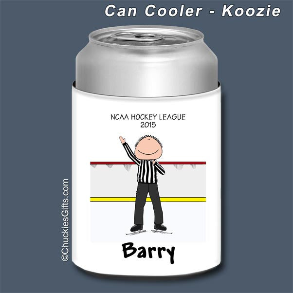 Hockey Referee Can Cooler | Value Collection