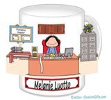 Businesswoman Mug Personalized