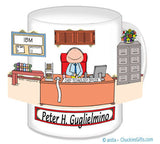 Businessman Mug Personalized