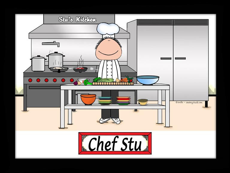 Chef Cartoon Picture