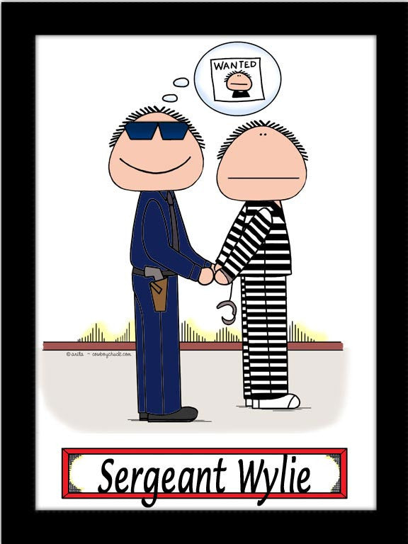The Law Cartoon Picture