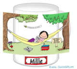 Retirement Mug Female - Personalized