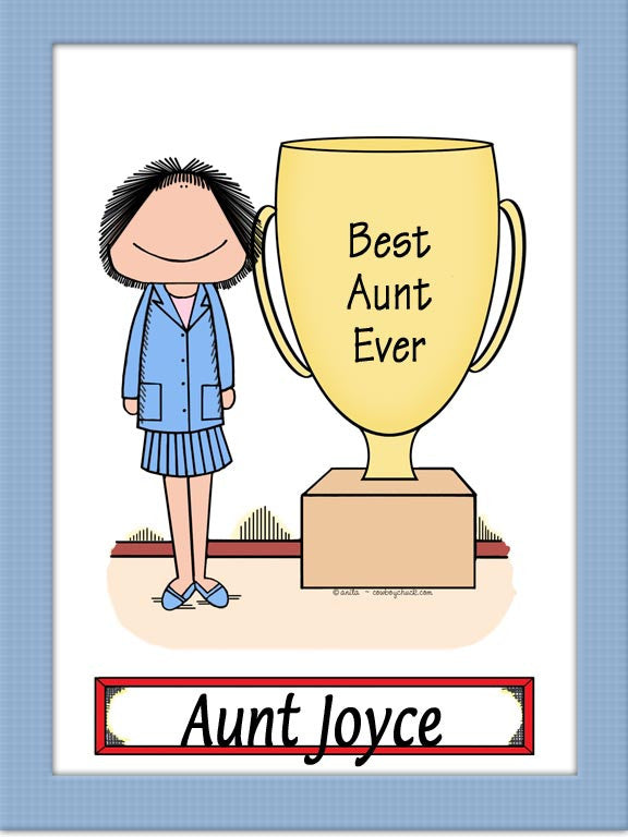 Award Trophy Cartoon Picture