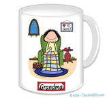 Quilter Mug Female Personalized