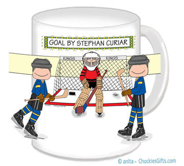 Hockey Star Mug