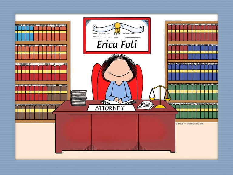 Attorney Cartoon Picture