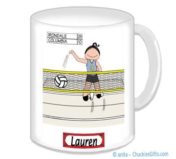Volleyball Mug