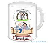Anniversary Couple Mug Personalized GIft