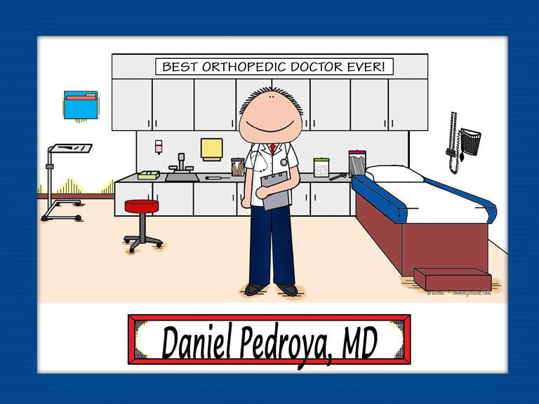 Doctor's Office Cartoon Picture