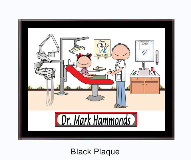 Pediatric Dentist Plaque