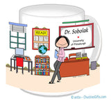 Instructor Mug Female - Personalized
