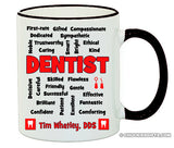 Dentist Mug Expressions Personalized Gifts