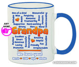 Grandfather Mug Expressions Personalized Gifts