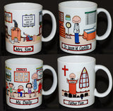 Personalized Mug Samples