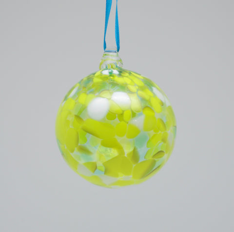 Large Green Ornament
