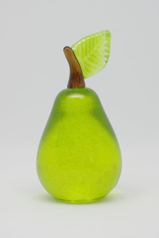 Pear Paperweight 1