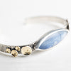 Kenai Kyanite Cuff Bracelet - Made to Order