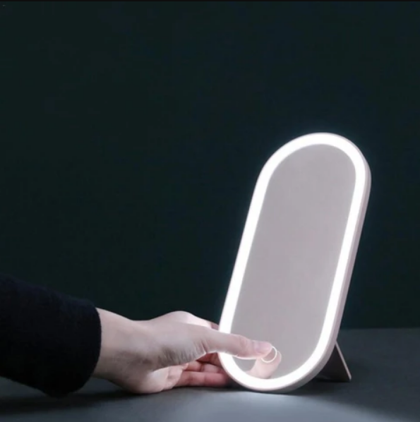 BeautyBox  - Portable Makeup Case With LED Mirror