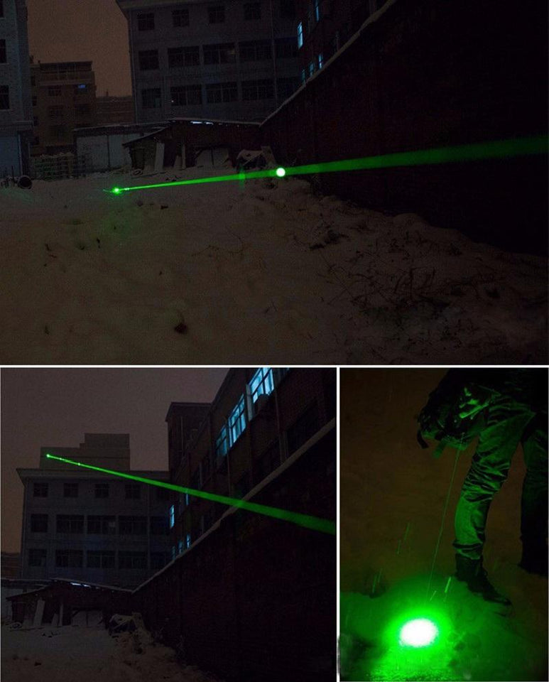 Military Tactical Green Laser Pointer