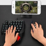 GamerPro - Mobile Phone Mouse and Keyboard Set