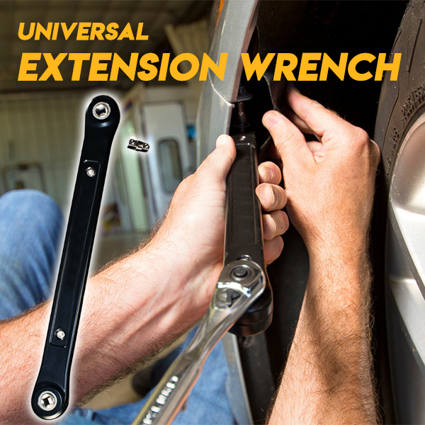 BoltReacher - Universal Extension Wrench