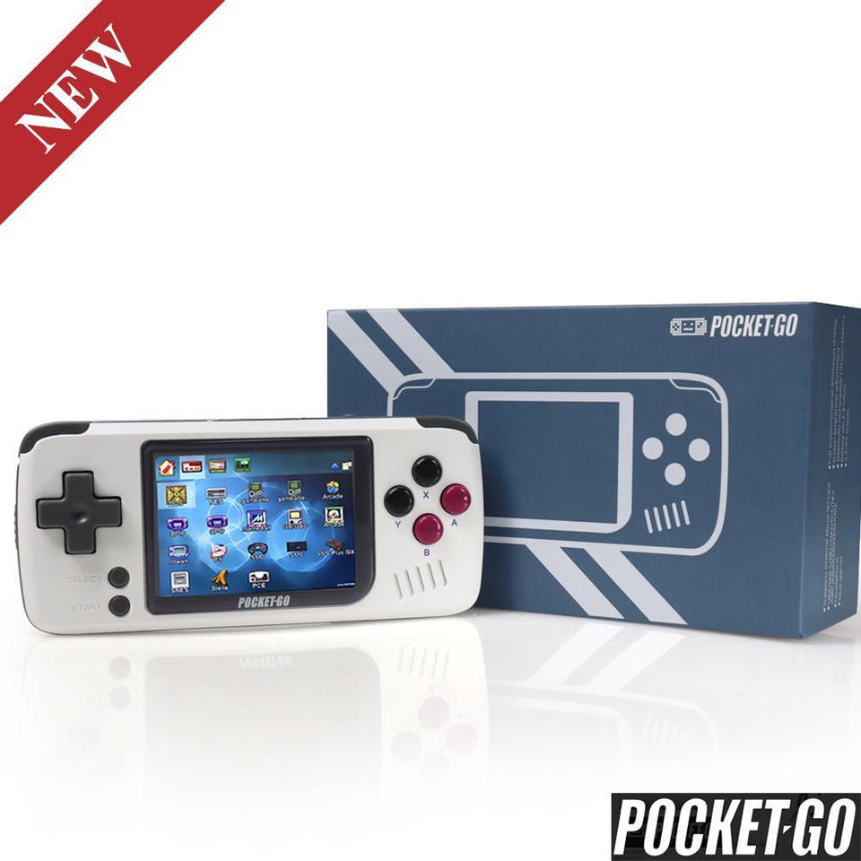 PocketGo Retro Game Console