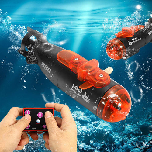 Mini RC Submarine