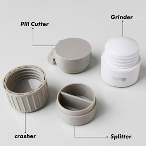 Pill Cutter/Crusher