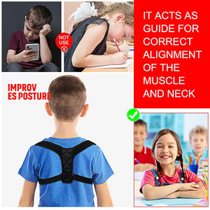 Adjustable Back Posture Correct