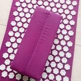 Acupressure Back Mat  and Pillow - Acupoint Mat