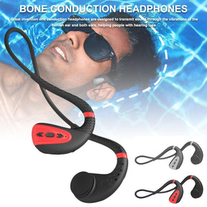 8G Bone Conduction Bluetooth 5.0 Headset