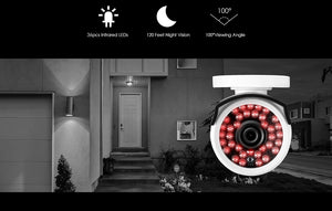 5MP Super HD IP Outdoor Waterproof CCTV Surveillance